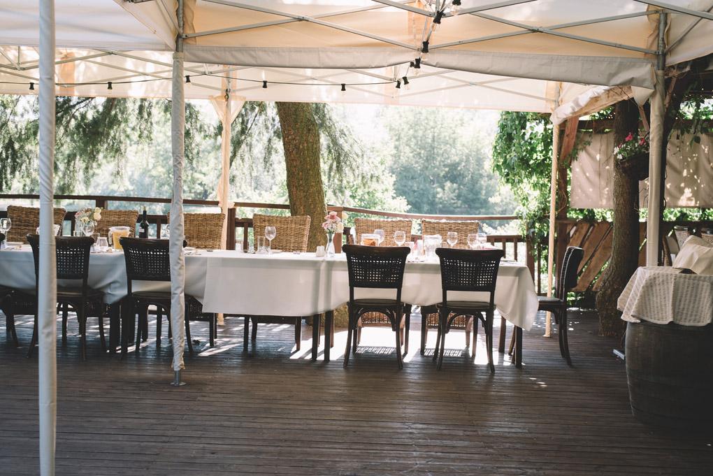 ślub restauracja nad jeziorem józefów