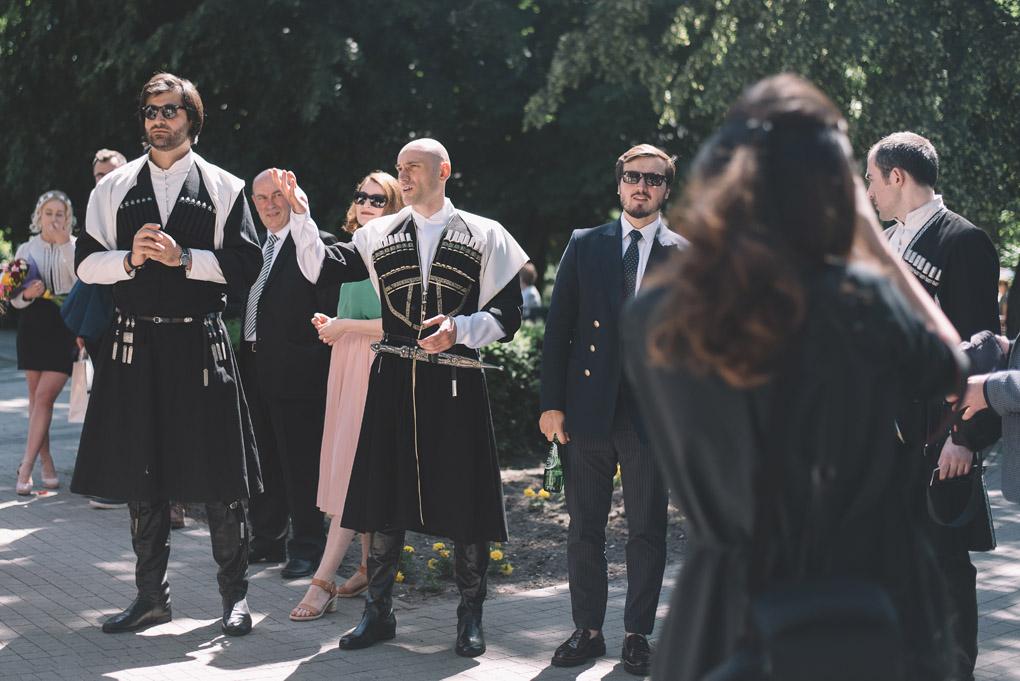 gruziński ślub