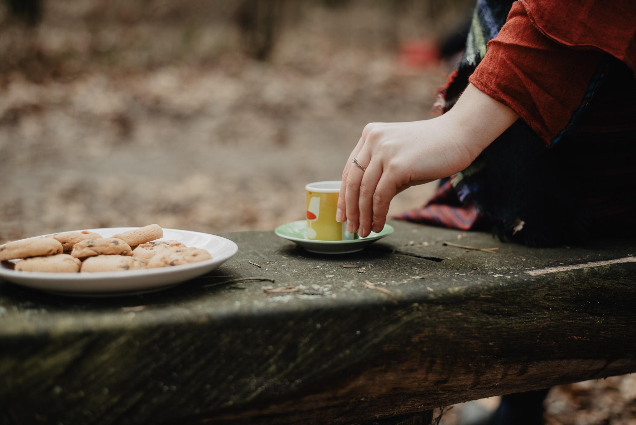 kakwa pita w lesie