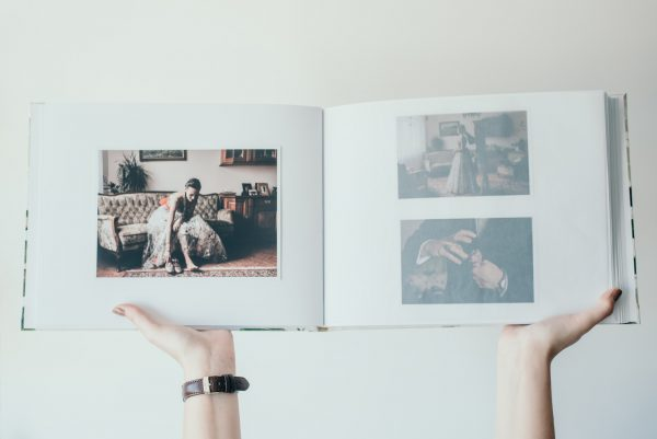 album tradycyjny na zdjęcia
